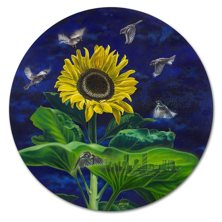 SEEDS OF DESIRE - Resurrected in glory - Ian Anderson Fine Art http://ianandersonfineart.com/