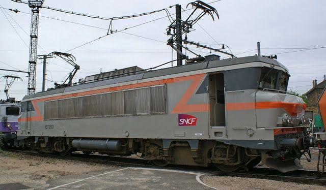 BB 7260 à Villeneuve Saint Georges (94)