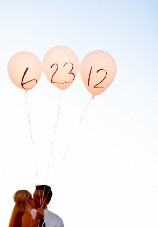 Favorite one! Love the Balloons!