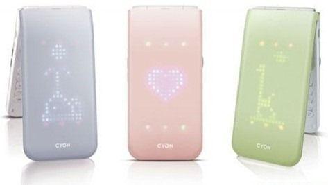 New LG KV700 Lollipop 2 | cute flip phone
