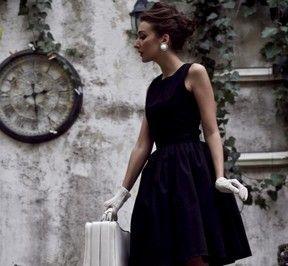 16 la petite robe noir