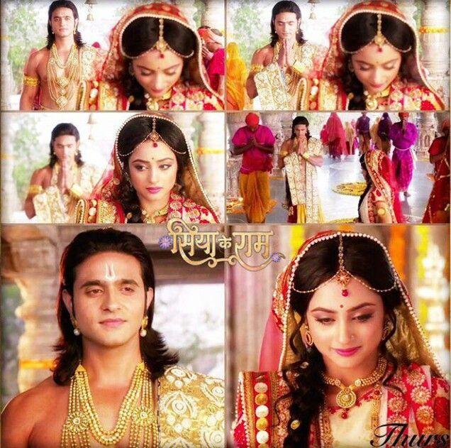 Sita and Ram (Credits: 's.fangurl' on Instagram)