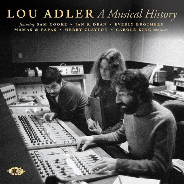 Various - Lou Adler: A Musical History, Grey