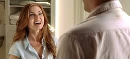"""If you leave me, I'll find you. hahaha ha HA!"" -Wedding Crashers"