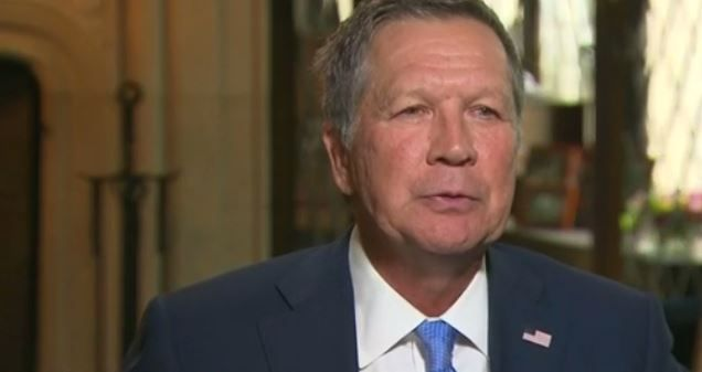 Trump Has Another Bad Day As John Kasich Reminds America That The GOP Nominee Is A Liar