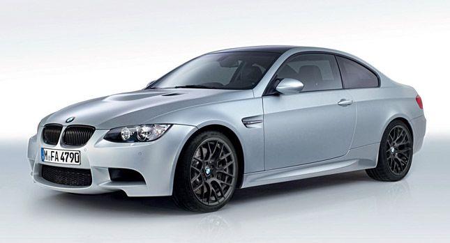 Silver 2013 BMW M3