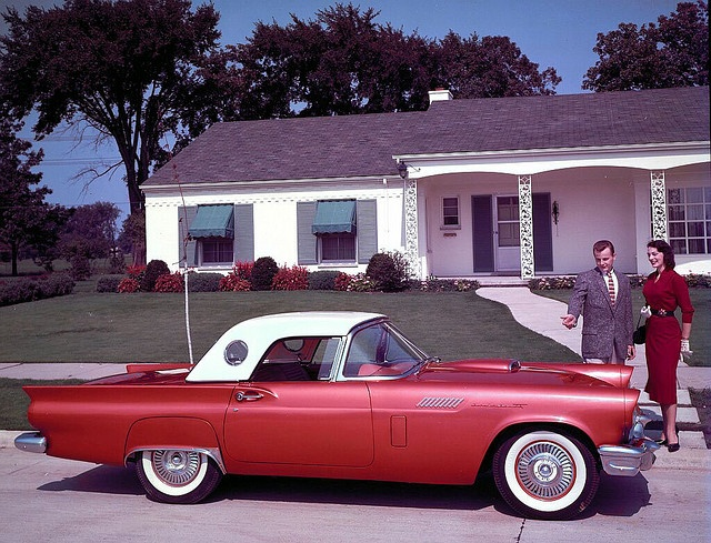 yes please :) 1957 Ford Thunderbird