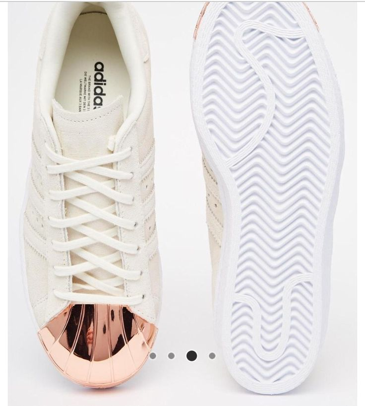adidas Superstar Rose Gold Metal Toe Cap asos – Luxe Fashion New Trends