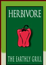Herbivore - The Earthly Grill (in Berkeley, CA) serves only vegetarian fare.