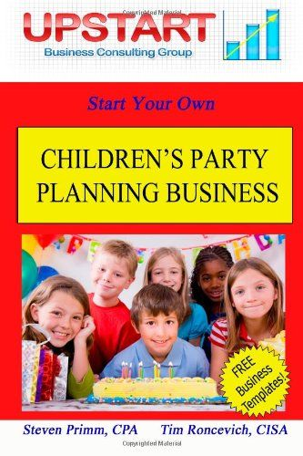 Children's Party Planning Business « Library User Group