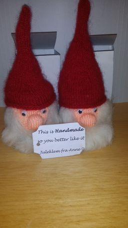St.Claus - called Nisse in norwegian - my own design