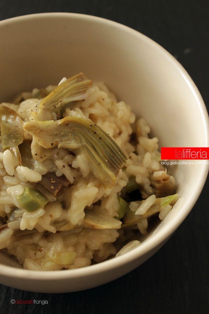 Risotto con i carciofi | Ricetta vegetariana