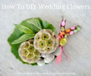 how to diy wedding flowers instructions tutorials videos
