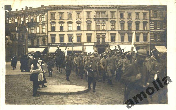 Warszawa pl. Saski Piotrogrodzkie Tow. Ubezpieczeń  Vintage postcard, Alte postkarte aus Warschau, stara pocztówka, Warszawa