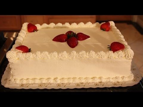White Sheet Cake Recipe Without Oil Butter Or Dairy