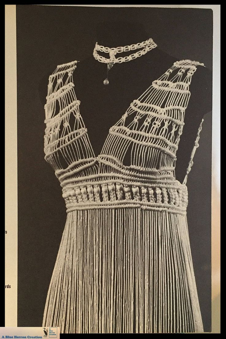 Vintage Macramé Tutorial HP 400 by Lynn Paulin, Macramé Techniques & Projects, Macramé Patterns, Original (NOT PDF), Macramé How To, 1971 by ABlueHerronCreation on Etsy