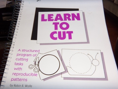 Learn To Cut By Robin Wolfe Dysgraphia Fine Motor Skill