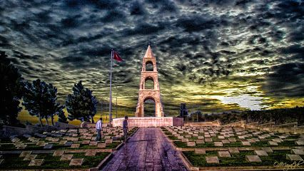 Çanakkale Resimleri- 57.Alay Şehitliği Gelibolu Yarımadası Çanakkale/TÜRKİYE