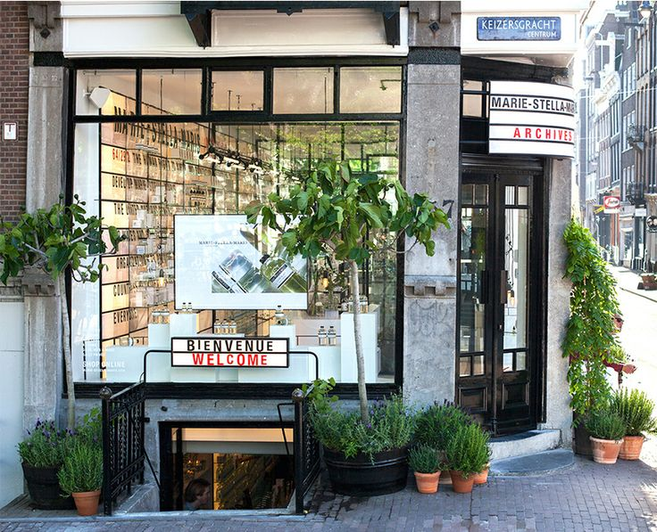 Archives is the very first store of Marie-Stella-Maris in the heart of Amsterdam. For each product you purchase they donate a fixed amount towards clean drinking water projects worldwide. Check out their products at http://www.marie-stella-maris.com