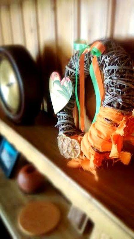 Rozeta handmade: Wianki