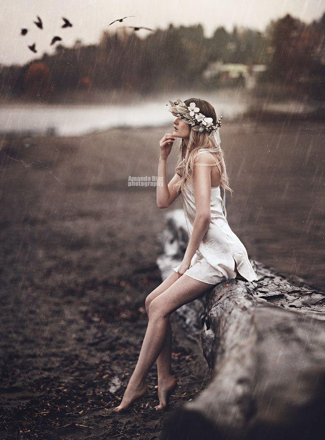 Alone by Amanda Diaz on 500px #fotografia #photography #fineart