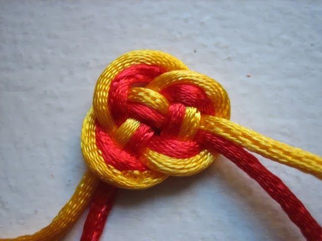 Макраме-волшебные узелки: Китайские узлы