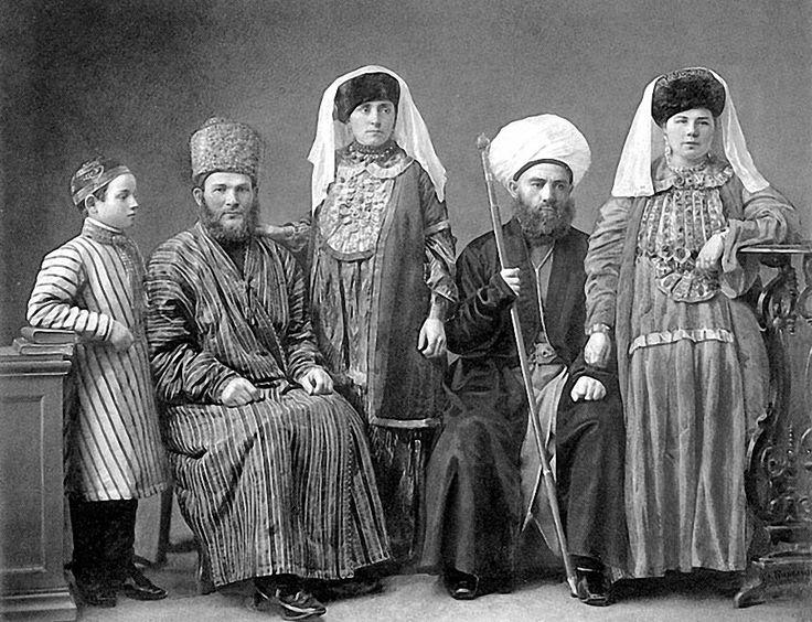 такой метод нижегородские татары фото мнению моих детей