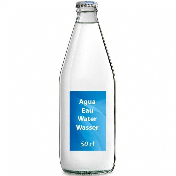 S.Aniol in glass 50 cl è una Bottiglia in vetro d'acqua personalizzata. Per maggiori informazioni: http://bestpromotion.it/index.php/acqua-e-bevande/acqua-personalizzata/s-aniol-glass-50-cl.html