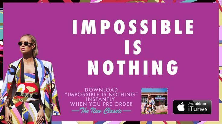 Impossible Is Nothing - Iggy Azalea (Lyric Video)