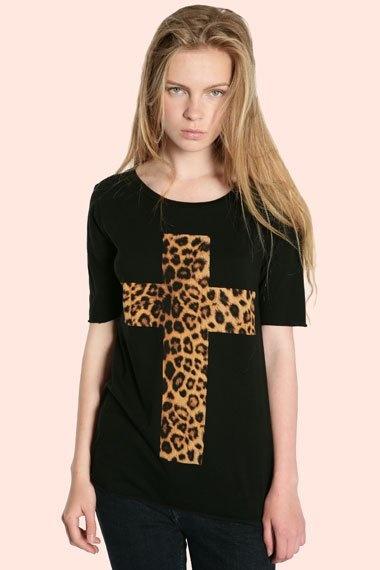 camisetas con cruz