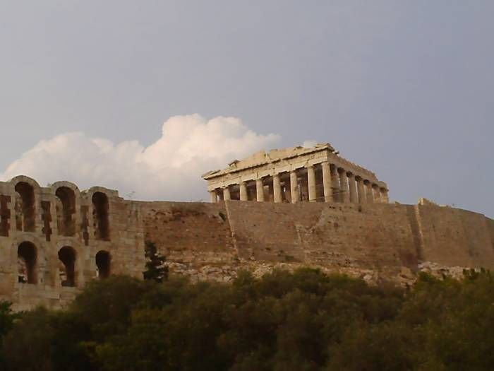 KONSTANTINOS T. - CANADA -ΕΚΠΡΟΣΩΠΟΣ ΤΗΣ ΕΛΛΑΔΑΣ:Aκρόπολη Aθηνών
