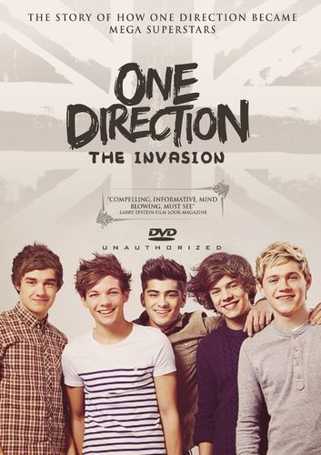 One Direction: The Invasion [DVD] [English] [2012]