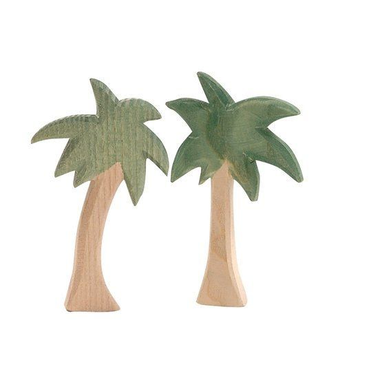 Palm Tree Wooden Toys