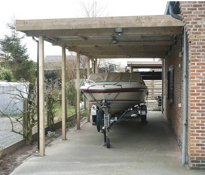 Attached Carport: 17 Best Ideas About Lean To Carport On Pinterest