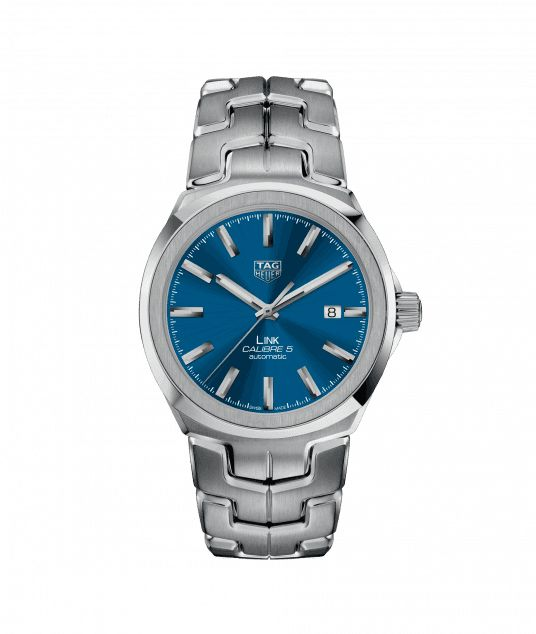 TAG Heuer Link - Calibre 5   - 41 mm  WBC2112.BA0603  TAG Heuer watch price