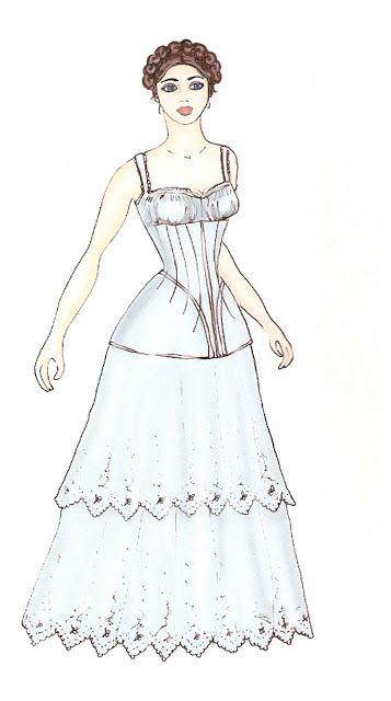 Cornélia | Gabi's Paper Dolls
