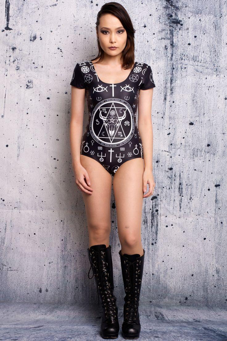 American Horror Story Bodysuit - $90 AUD