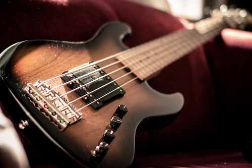Jesse's (from MadCraft) Bass