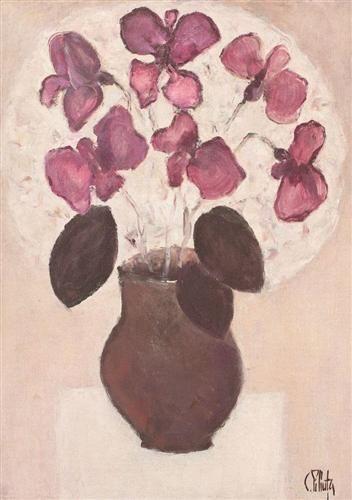 Irises - Constantin Piliuta