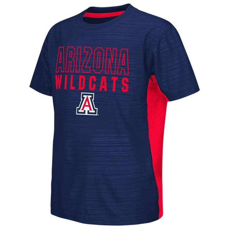 Arizona Wildcats Youth Tee Performance Poly Logo T-Shirt