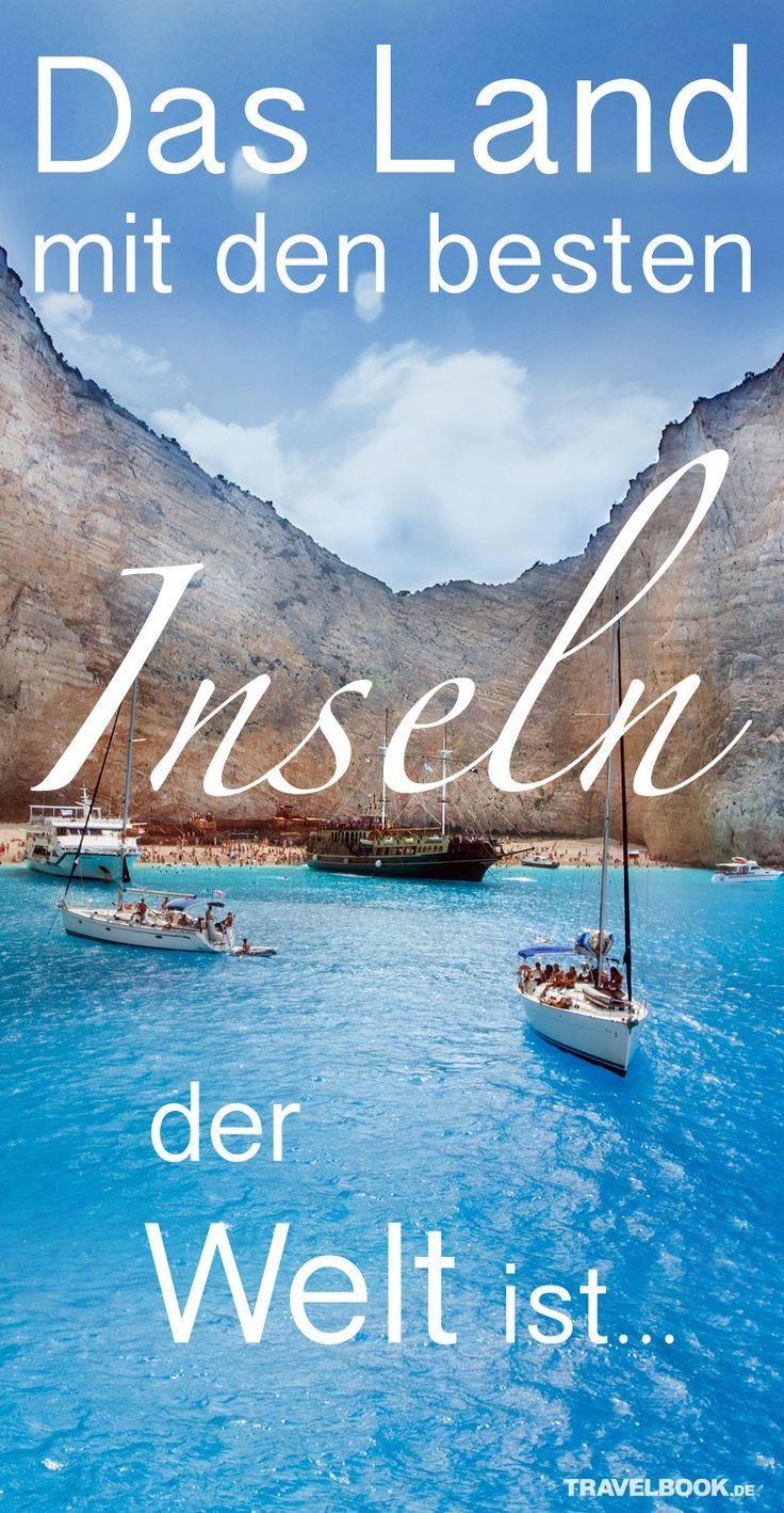 """Die Leser des """"Condé Nast Traveller"""" haben entschieden und die 20 besten Inseln der Welt gekürt. Auf Platz 1 wurde nicht eine einzelne Insel gewählt und mit dem Readers' Choice Award ausgezeichnet – sondern alle Inseln Griechenlands auf einen Schlag. TRAVELBOOK verrät, welche Inselstaaten und Eilande es noch in die Top 20 geschafft haben."""