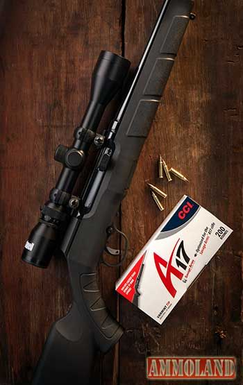 Savage Arms Introduces the A17 Semi-automatic Rifle in 17 HMR