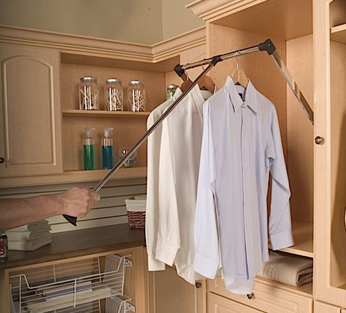 Closets by design offer best laundry closet organization and laundry room  organizer system. Get custom laundry room cabinets and