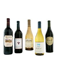 Having good wines on standby is alwayds great! Here are 5 fail-safe Californian wines