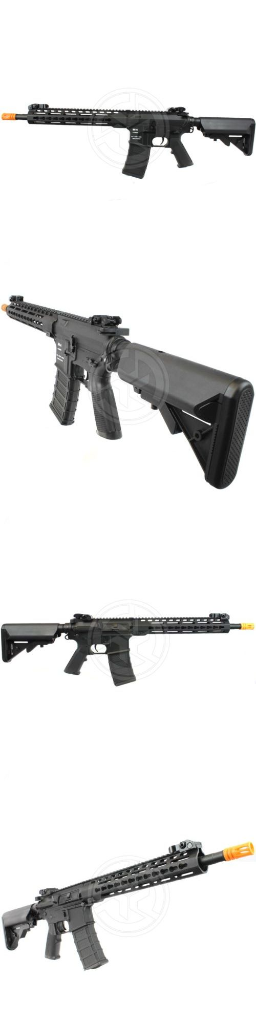 Rifle 160919: Classic Army Km12 Skirmish Nylon Fiber M4 Aeg W Basic Battery And Charger Black -> BUY IT NOW ONLY: $179.99 on eBay!