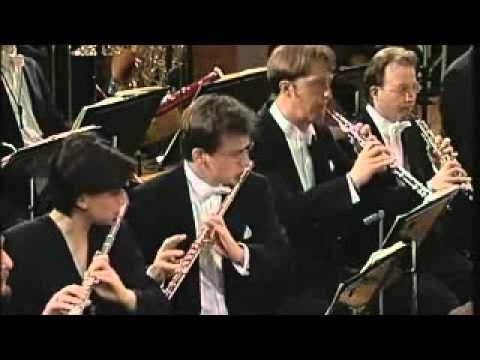 """Rhapsody on a Theme by Paganini,"" Rachmaninov, Mikhail Pletnev, Claudio Abbado, Berlin Philharmonic, 1997"