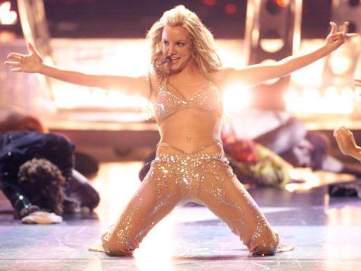 Apresentação dos maiores hits de sucesso no show da Britney em Las Vegas