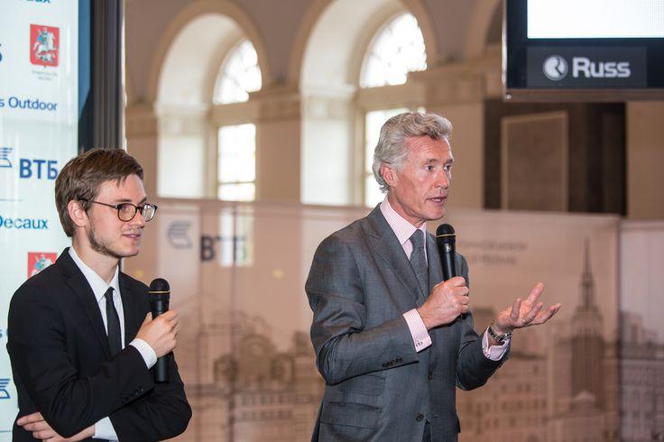 Жан-Франсуа Деко, председатель правления JCDecaux.