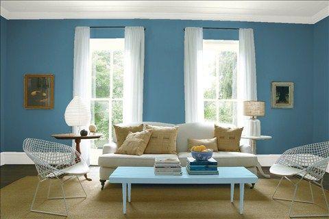 Saved Color Selections Paint Benjamin Moore Marlboro Blue