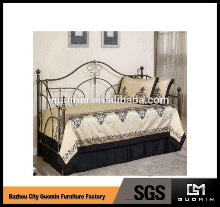Las 25 mejores ideas sobre camas de hierro forjado en - Sofa cama espana ...